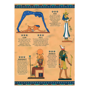 Gods & Goddesses - A5 Laminated Educational Fold Out - Activity Kit<br>(Pack of 5)