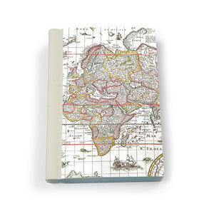 Map of the World Eraser<br>(Pack of 10)