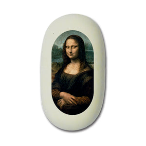 Mona Lisa Eraser<br>(Pack of 10)