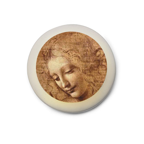 Head of a Young Woman Eraser<br>(Pack of 10)