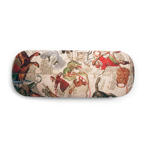 A Painted Image Glasses Case and Lens Cloth<br>(Pack of 5)
