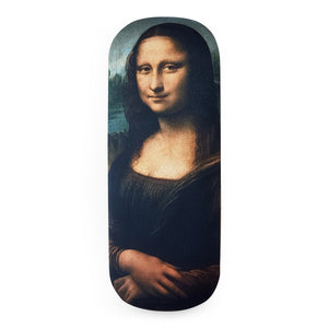 Mona Lisa Glasses Case and Lens Cloth<br>(Pack of 5)