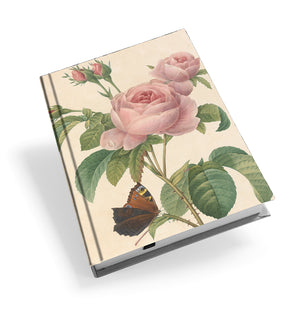 Centifolia Rose - Hardback Journal<br>(Pack of 5)