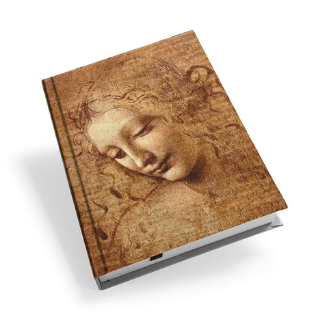 Head of a Young Woman Hardback Journal<br>(Pack of 5)