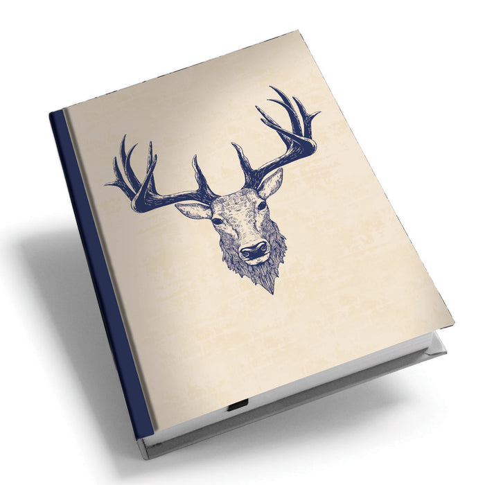 Stag Hardback Journal<br>(Pack of 5)