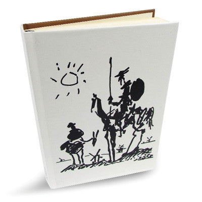 Dom Quichotte Hardback Journal<br>(Pack of 5)