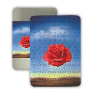 The Rose, 1958 100-piece Jigsaw Puzzle<br>(Pack of 5)