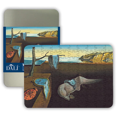 Persistence of Memory, 1931 100-piece Jigsaw Puzzle<br>(Pack of 5)