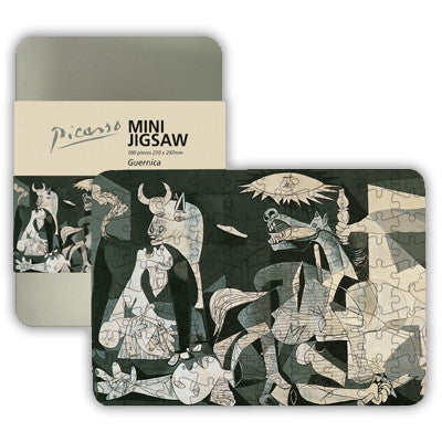 Guernica 100-piece Jigsaw Puzzle<br>(Pack of 5)