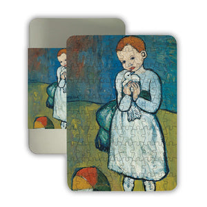 Child with a Dove 100-piece Jigsaw Puzzle<br>(Pack of 5)
