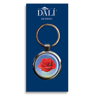 The Rose, 1958 Metal Keyring<br>(Pack of 10)