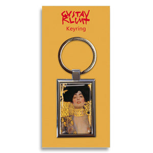 Judith I Metal Keyring<br>(Pack of 10)