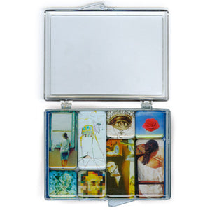 Dali Mini Magnet Set<br>(Pack of 10)