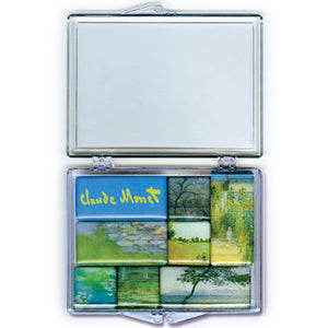 Monet Mini Magnet Set<br>(Pack of 10)