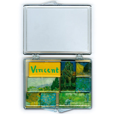 Van Gogh Mini Magnet Set<br>(Pack of 5)