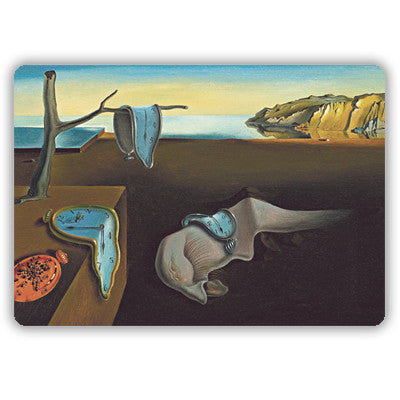 Persistence of Memory, 1931 Mini Mousemat<br>(Pack of 5)