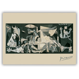 Guernica Mini Mousemat<br>(Pack of 5)