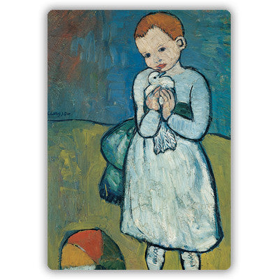 Child with a Dove Mini Mousemat<br>(Pack of 5)