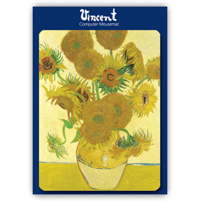 Sunflowers Mousemat<br>(Pack of 5)