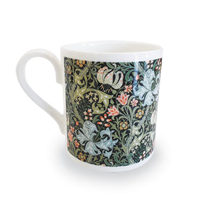 Golden Lily - Bone China Mug<br>(Pack of 6)