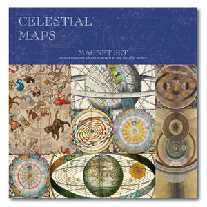 Celestial Maps Magnet Set<br>(Pack of 5)