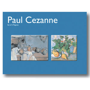 Cezanne - Set of 2 Magnets<br>(Pack of 5)