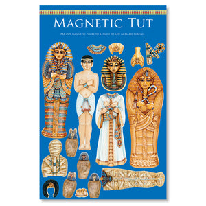 Dress-up Magnet Tut Magnet Set<br>(Pack of 5)