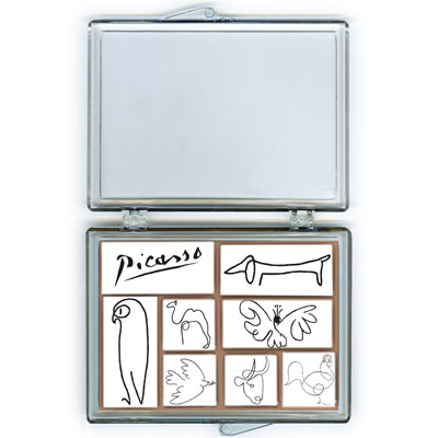 Sketches 2 Mini Magnet Set<br>(Pack of 5)