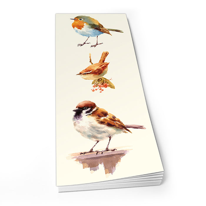 Robin, Wren, Sparrow - Shopper Pad<br>(Pack of 10)