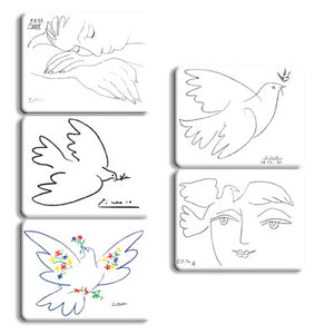 Sketches Magnet strip of 5<br>(Pack of 5)