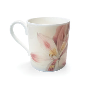 Peruvian Lily - Bone China Mug<br>(Pack of 6)
