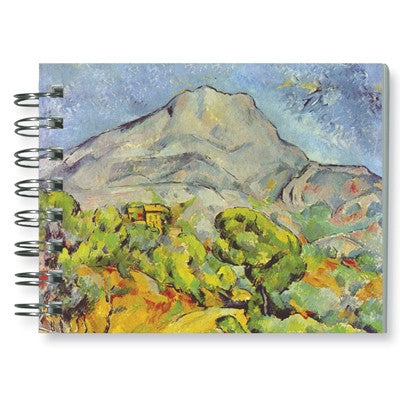 Mont Sainte-Victoire Spiral Notebook<br>(Pack of 10)