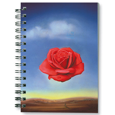 The Rose, 1958 Spiral Notebook<br>(Pack of 10)
