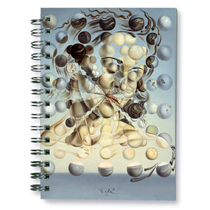 Galatea of Spheres, 1952 Spiral Notebook<br>(Pack of 10)