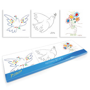 Sketches Set of 3 Notepads<br>(Pack of 10)