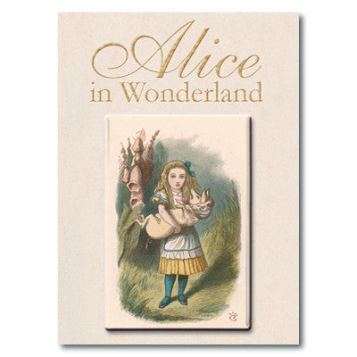 Alice and Pig Fridge Magnet<br>(Pack of 10)