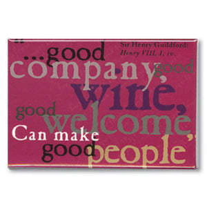 Good Company Fridge Magnet<br>(Pack of 10)