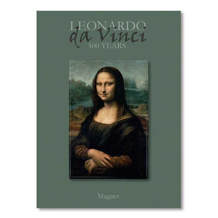 Mona Lisa Fridge Magnet<br>(Pack of 10)