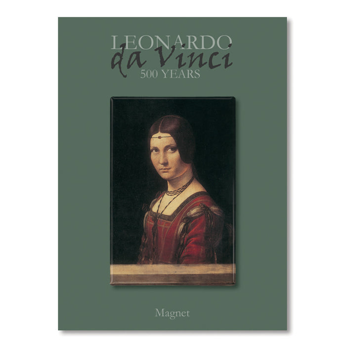 Da Vinci's Ladies Woman Fridge Magnet<br>(Pack of 10)