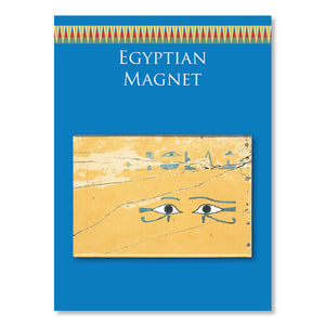 Egyptian Eyes Fridge Magnet<br>(Pack of 10)