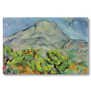 Mont Sainte-Victoire Fridge Magnet<br>(Pack of 10)