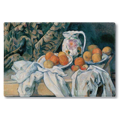 Still Life with Pot and Flowers Fridge Magnet<br>(Pack of 10)