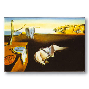 Persistence of Memory, 1931 Fridge Magnet<br>(Pack of 10)