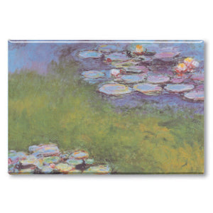 Harmony in Blue Fridge Magnet<br>(Pack of 10)