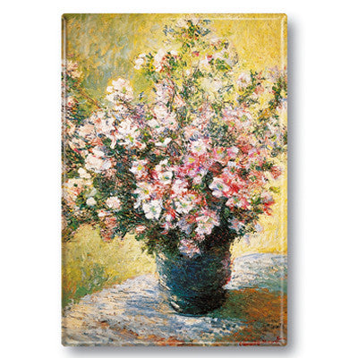 Vase of Flowers Fridge Magnet<br>(Pack of 10)