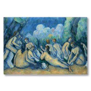 The Bathers Fridge Magnet<br>(Pack of 10)