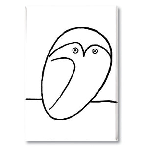 Owl Fridge Magnet<br>(Pack of 10)