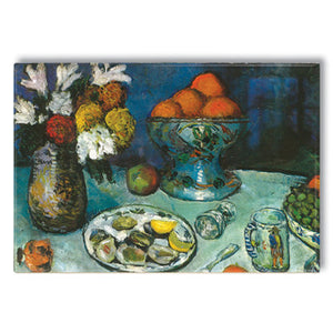 Still Life (Paris, 1901) Fridge Magnet<br>(Pack of 10)