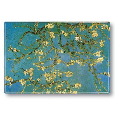 Branch of Almond Tree Fridge Magnet<br>(Pack of 10)