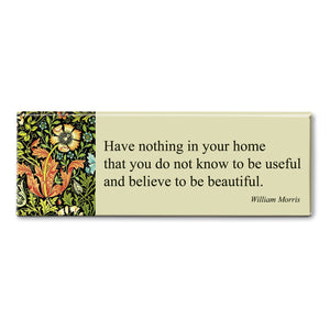 Morris - Have Nothing in your Home Fridge Magnet<br>(Pack of 10)